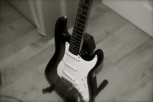 2602 Records Guitar