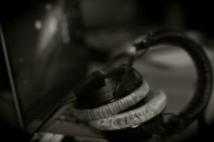 2602 Records Headphones
