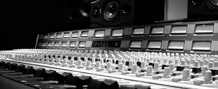music-console-studio