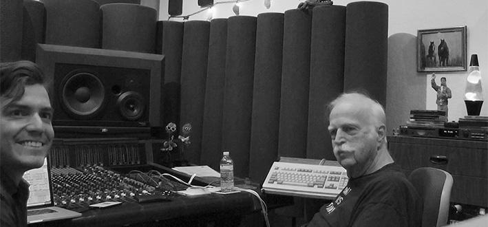 Michael Jackson producer B. Swedien Recording Class